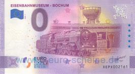 Eisenbahnmuseum - Bochum (Anniversary 2020-1)