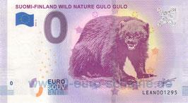 Wild Nature Gulo Gulo (Vielfraß 2019-3)