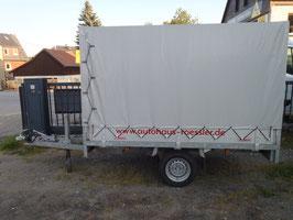Mietanhänger Anssems PSX 1400