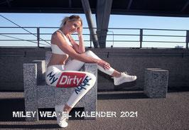 Miley Weasel Fotokalender 2021 Doppelpack (Beide Versionen)