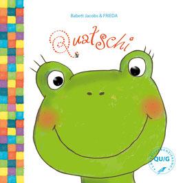 Quatschi - Bilderbuch Lautdifferenzierung QU/G