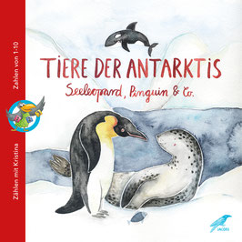 TIERE DER ANTARKTIS - Seeleopard, Pinguin & Co.
