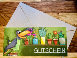 GUTSCHEIN - 15 Euro