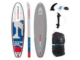 Starboard 2020 Astro iGO Deluxe single chambre inflatable