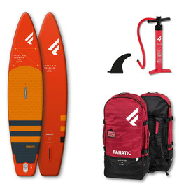Fanatic 2021 Ripper Air Touring inflatable Package inkl. Paddle