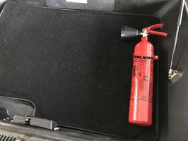 CO² - Feuerlöscher GAS