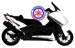 Déco Avant et Arrière phase 3 de 2012 à 2014 modèle N°1