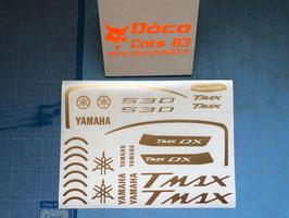 """Planche déco pour """"DX"""" phase 4"""