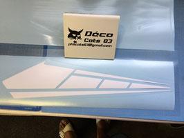 Déco Racing pour les ailes avant de phase 4 (Modèle N°1)