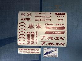 """Planche déco pour phase 5 """"Tmax Standard"""""""