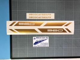 """Déco Tech MAX Modèle 1 """"560"""""""