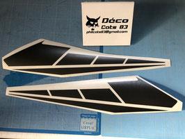 Déco Racing pour les ailes avant de phase 5 (modèle N°2)