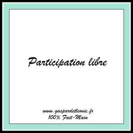 Participation libre Liste de Naissance Emilie et Ludovic LACROIX