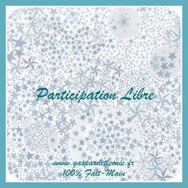 Participation Libre liste de naissance Céline PEREIRA et Michel FERNANDES