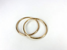 MM Manici cerchio 10 cm -ORO