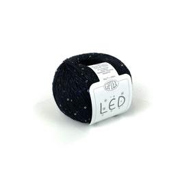 LED CON MICROPAILLETTES - 69 NERO