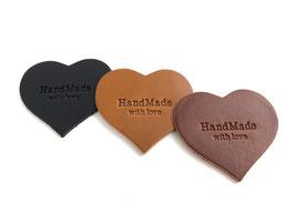 ETICHETTE HR 10pz - HandMade with love