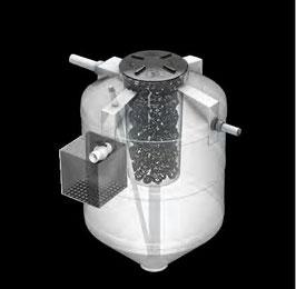 Biodigestor 1300 litros