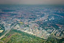 15 Min. Berlin Skyline