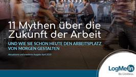Booklet 11 Mythen über die Zukunft der Arbeit