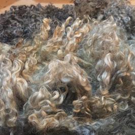 Wolle vom Gotlandschaf, 500 g