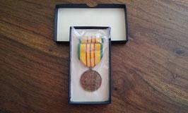 Medalla de servicio en Vietnam. Vietnam.