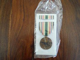 Medalla de servicio en el Suroeste Asiático. Golfo Pérsico.