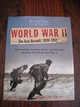 World Warr II, The Axis Assault