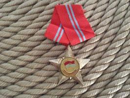 Medalla soldado de liberación, segunda clase, Viet Cong (FNL). Vietnam.
