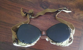 Gafas tropas de montaña/ski. WWII.