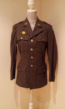 Conjunto cuerpo de transporte. WWII.