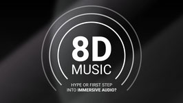 8-D (Immersive Audio)