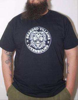 T Shirt Bearded Villains Luxembourg