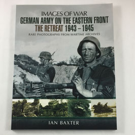 Book 'German Army on the Eastern Front - The Retreat 1943 - 1945'