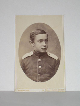 CDV German Soldier - Danzig