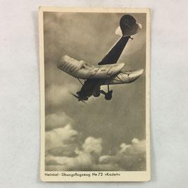 Heinkel - Übungsflugzeug HE72 'Kadett'