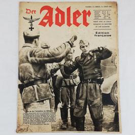 Der Adler N°14 14-7-1942