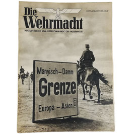 Die Wehrmacht - 1942 6. Jahrgang Nr. 18