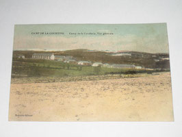 Postcard 'Camp de la Courtine'