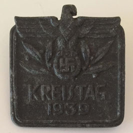 'Kreistag 1939' Tinnie
