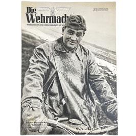 Die Wehrmacht - 1942 6. Jahrgang Nr. 10