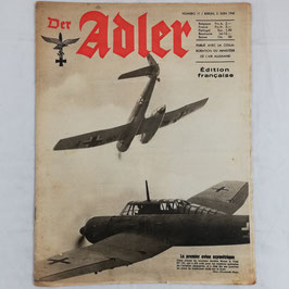 Der Adler N°11 2-6-1942