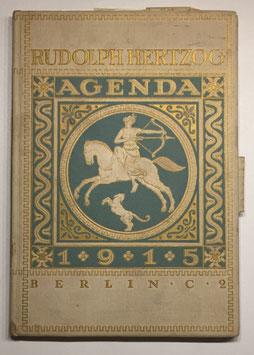 German agenda 1915
