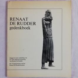 Renaat de Rudder - gedenkboek
