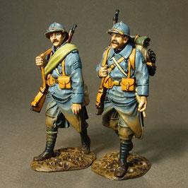 John Jenkins Design - 123e Regiment of Infantry, 2 PCDF Walking