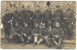 Belgische soldaten/veteranen - 1919