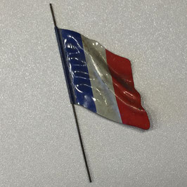Allied support needle - French Flag