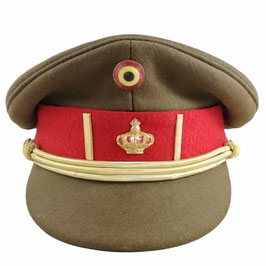 Belgisch leger - Hogere Officier - kepie