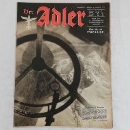 Der Adler N°2 26-1-1943