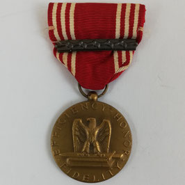United States - Good Conduct Medal met 'good conduct loops'